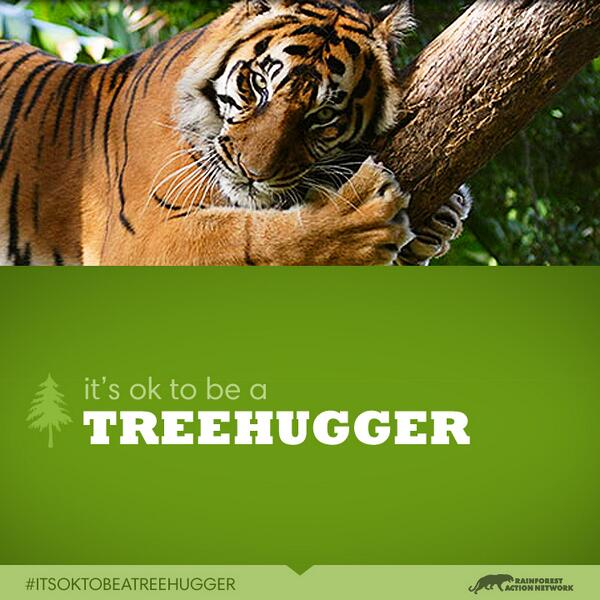 Retweet if you're a #TreeHugger too. http://t.co/oRRjLdaG4w