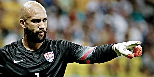 16 saves in all - the most by any GK in a #WorldCup game in 50 years (via @PCarrESPN). #USA http://t.co/EwWjk99xLj