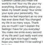 @camerondallas  Please read this and give me your thoughts I want u to smile just the way u make me http://t.co/URXufJubAr x8