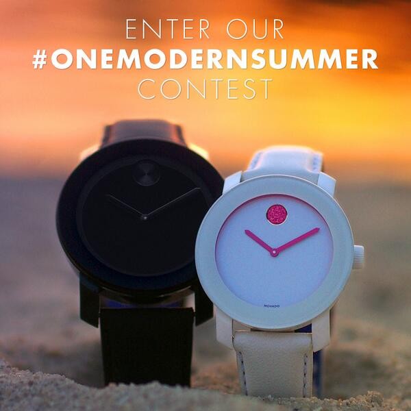 We want to see what your #OneModernSummer looks like. Visit us on Facebook & Instagram to see how to win a Bold! http://t.co/AukSUDt6vP