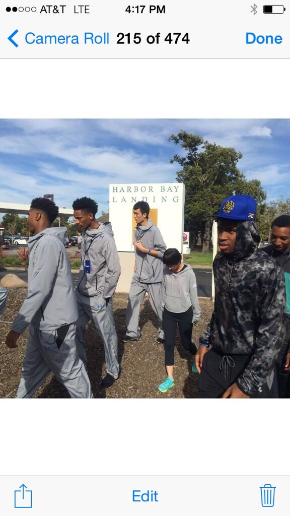 @StephenCurry30 Court Refurbishment@Leydecker Park MJ Walker @_jamaljohnson Liu Yu Chen @iammaliknewman http://t.co/zZ7r0UaiCF