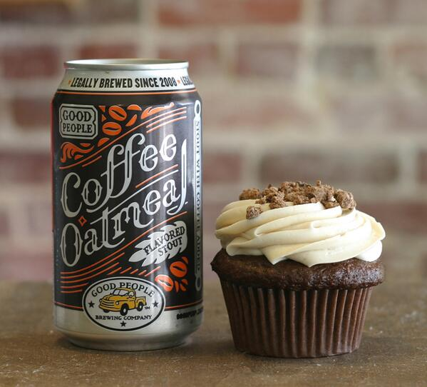 Bham! Our newest creation, the @GPBrewing Coffee Oatmeal Stout Cupcake! http://t.co/MaSkHtbA6m #EatLocal #DrinkLocal http://t.co/nGjDJNsf6h