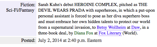Thrilled to be writing an urban fantasy series w/Asian American superheroines for @DawBooks! Thank you, @dianafox! http://t.co/UDHFkdaEL4
