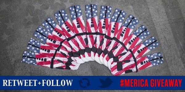 Want to win 13 pairs of Stars & Stripes custom socks?   http://t.co/0j8uZyAfAN  RT + follow @RockEmApparel to enter! http://t.co/6t1PFSSDa4