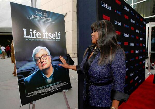 What a gift to see him on the screen—to see his spirit shining as brightly as ever #LIFEITSELF http://t.co/zILhG6HNUa http://t.co/yM8HZ4067c