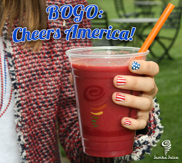 Buy one, get one #free this #4thofJuly weekend! Sip in style until 7/6 with this coupon: http://t.co/pQ8XV1pooE http://t.co/YJLlJo88yG