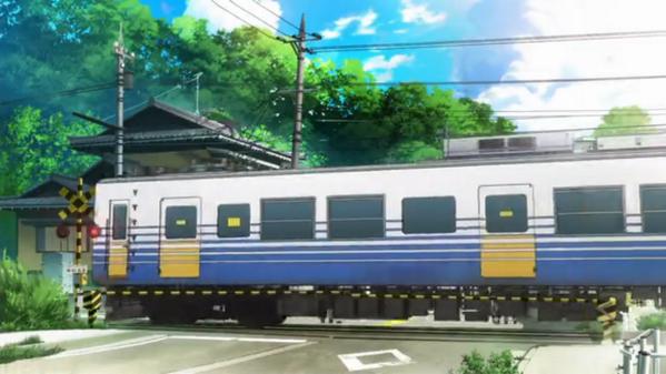 【悲報】RAIL WARS!よりグラスリップのほうが鉄道描写が上
