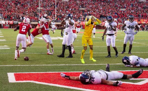 Thanks to @dpm917, we found one thing Tim Howard couldn't save. #Huskers http://t.co/j6yOGRIMS5
