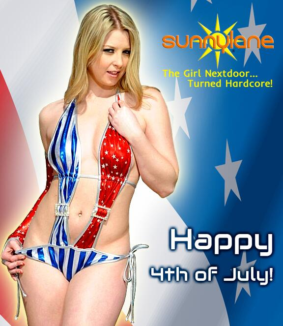 Wishing everyone a #Happy4thofJuly weekend! I'll be at the , cum down my lane and join in