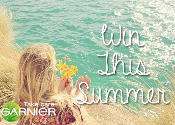 Freshen up your look! Retweet for a chance to WIN Garnier L'Oreal products for the summer! #WINGarnier http://t.co/x8RCoeyMgo