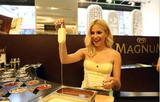 Now open at @Selfridges - you can Make Your Own Magnum! Daily until 30th Aug with @MagnumUK http://t.co/PZroTJKhjS http://t.co/OM3JKRKxH2
