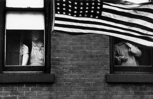 PHOTO FAV: Robert Frank from the Photography Book, The Americans #Happy4thofJuly http://t.co/0L94Kk1w9S