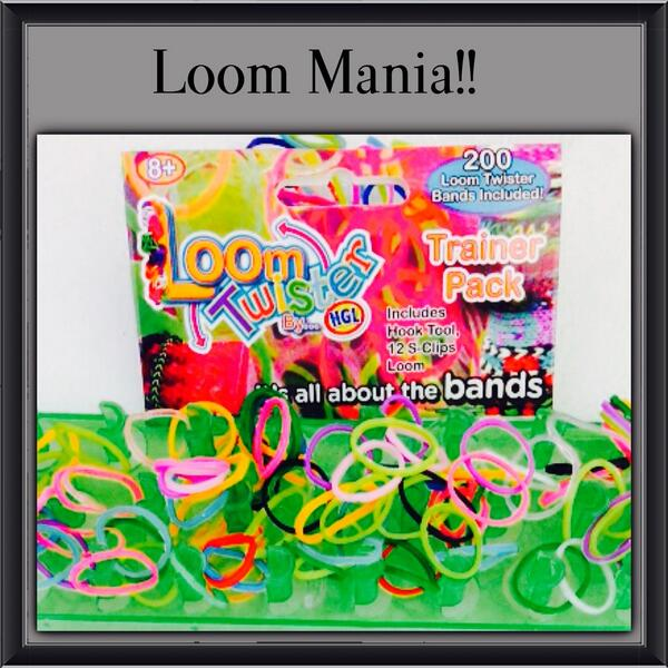We are #Loom crazy & want you to get involved! RT&follow for a chance to win a loom & extra bands!2 sets up for grabs http://t.co/UqpTfTyfUI