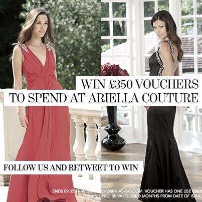 Stand out from the crowd this summer with £350 @AriellaCouture vouchers! Follow us & RT to win this #brandalleyprize http://t.co/DeyvDc1AVg