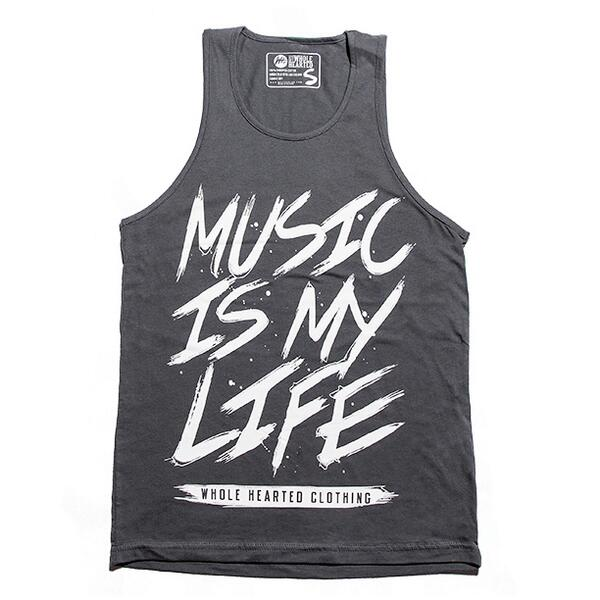 MUSIC IS MY LIFE! Get this shirt here: http://t.co/MTUO45qA9W http://t.co/Sv2Lut04Nh