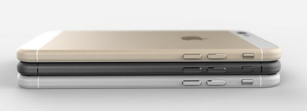 Best render I've seen of the next iPhone yet. http://t.co/lrjDUSC5Bz