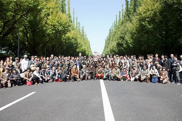 これあかんやつ… RT fashionpressnet: ツイードを着て自転車に乗る「ツイードラン」第3回が10月、東京で開催 - http://t.co/obp6iYpRJ8 http://t.co/o4PnwRipnS