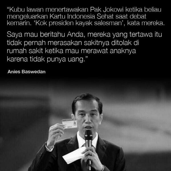 If this doesn't get you to vote for Jokowi, I don't know what will. #AkhirnyaMilihJokowi http://t.co/91MGBVrfRZ