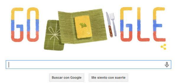 Lo que Google sí sabe que ustedes no es que el 5 de julio se escribió el Acta de la Independencia en hojas de hallaca http://t.co/R9VEdfHTLE