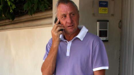 Johan Cruyff belde Snoeks http://t.co/KMBiR6HCsJ