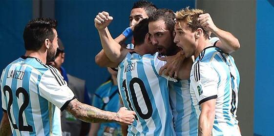 HISTÓRICO: #ARG está en semifinales después de 24 años http://t.co/912B819Sy7 http://t.co/SFVgyBp27I