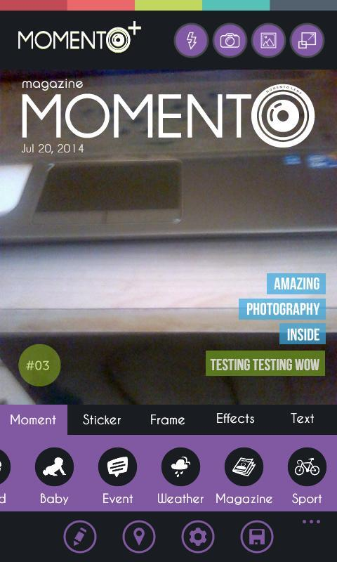 Momento + update, added 2 new moments #1 http://t.co/UHxtala4YT