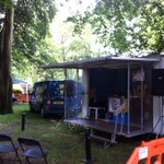 RT @magicmikeshows: All set up and ready to go @northbayrailway @Scarborough_UK family fun day http://t.co/7xNUNxbUNm