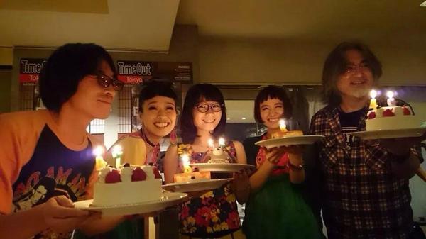 昨夜はSMA 40th presentsスパゴー兄弟vsチャランポ姉妹ライブ&ウニちゃんの誕生日前夜でもあり
