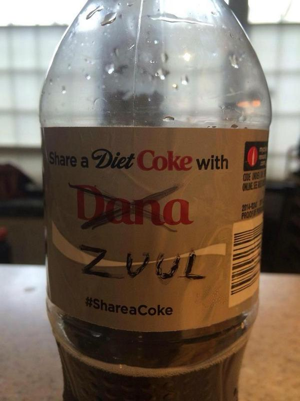 """There is no Dana, only ZUUL!"" #Ghostbusters #SorryNotSorry http://t.co/3ywyXhE4ze"