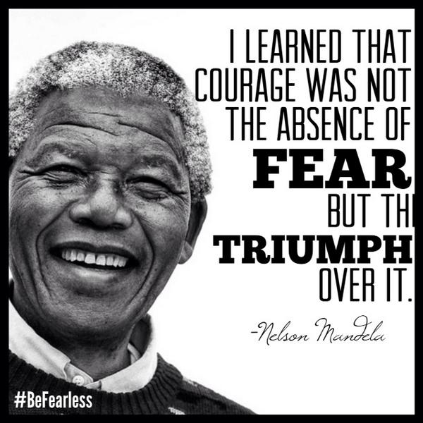 How are you honoring Nelson Mandela's legacy? #MandelaDay #BeFearless http://t.co/2fy3p9o2dq http://t.co/AM6oiqQepz