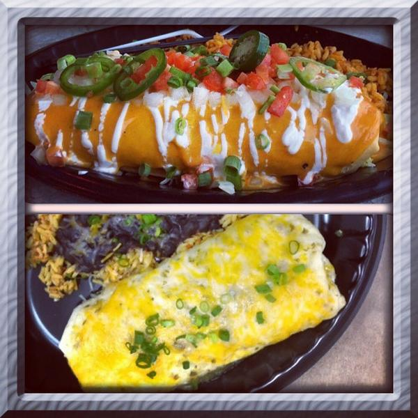 #Burrito or #Chimichanga??? RT and we may give you a FREE one.  #Tijuanaflats #Friday [Thanks @Evanmoss5164 for pic] http://t.co/DtEgOiGfIa