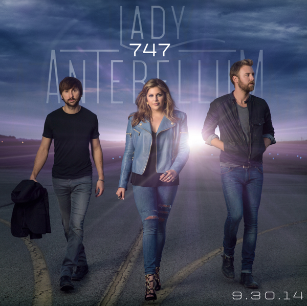 We have landed!! Our new album #747 is coming on Sept. 30th, 2014!!! #ladyalanding http://t.co/S9sTLJETWu