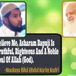 Maulana Abdul Karim Qadri-Asaram Bapu Ji is truthful, righteous & a noble soul of Allah #EvenTheyKnowBapujiIsFramed https://t.co/UH4k3mxtVA