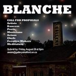MRT @GalleryStrat: Call for proposals!! Gallery Stratford launches a NUIT BLANCHE all night arts event. http://t.co/6mhVsXBve3
