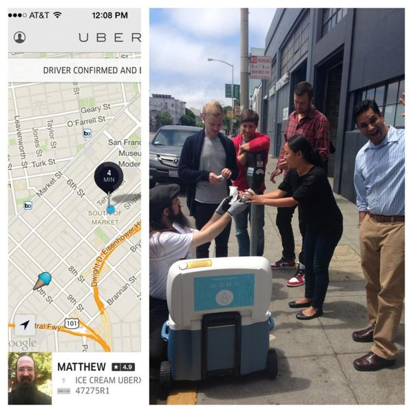 #Ubericecream came by the @kiip office! http://t.co/Clf6PlTnj2