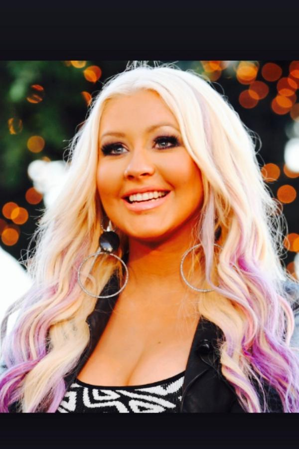 """""""The voice of A Generation"""". My idol @xtina :)"""