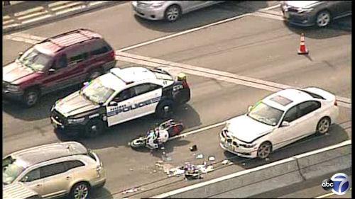 Route  Paramus Car Accident