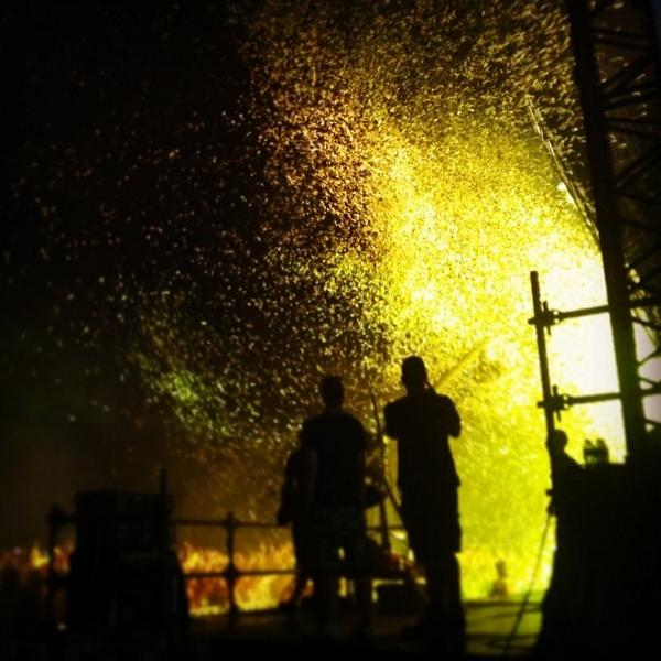 The one and only @chaseandstatus smashing it. What a night x #lovebox14 http://t.co/Lriw1MNxFH