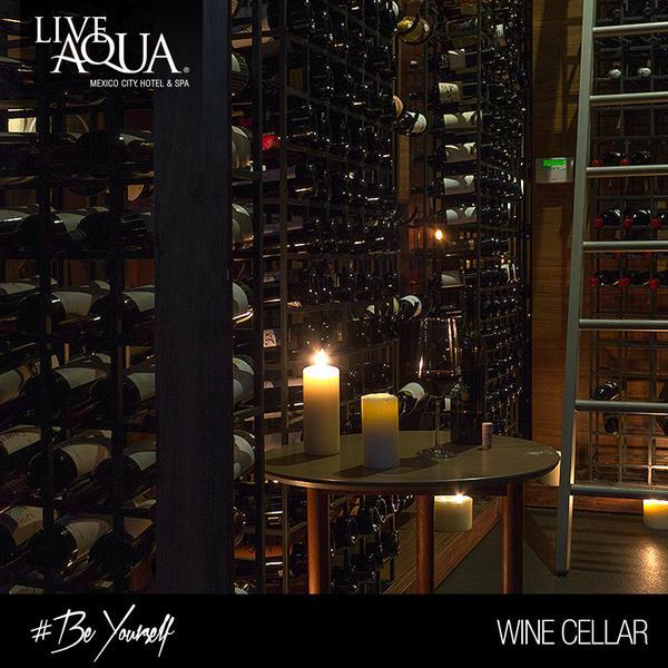 ¿Ya conoces nuestra #cava de vinos? Tenemos una gran variedad, ¡visítala! @LiveAquaMexCity http://t.co/8fVKVKhHma