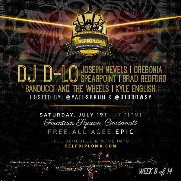 I can't wait to see familiar faces in the crowd going crazy with me tomorrow night! Let's go @SelfDiploma! http://t.co/5c7CtwFrCd