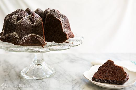 A thing of beauty. Chocolate Bundt Cake. With coffee. And Bourbon. Yes. http://t.co/oqmSa27rRj {new post} http://t.co/kNR2O13mZA