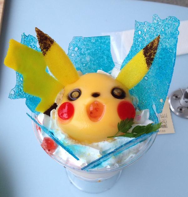 Parfaiiiiit. #Pikachucafe http://t.co/Io3jqmxBMX
