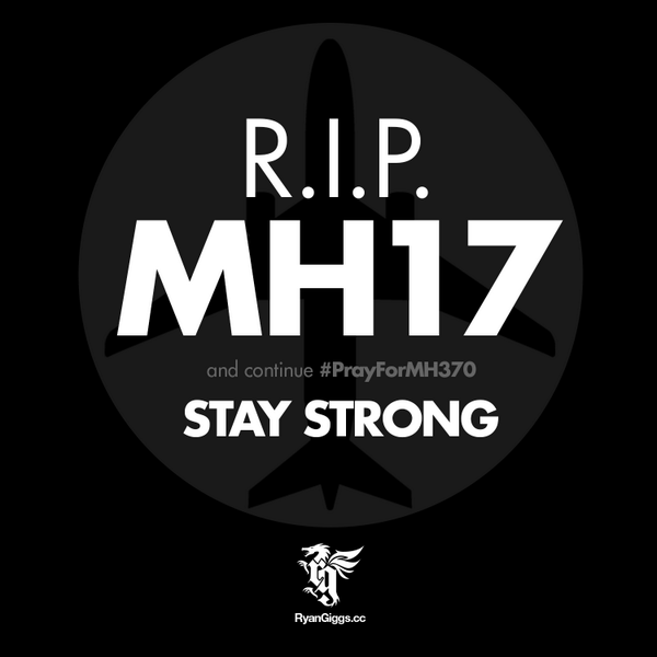 My deepest condolences to all those who lost family and friends on board @MAS #MH17. #StayStrong http://t.co/9e9FsxVoda