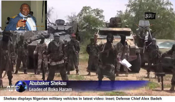 @abusidiqu: Evidently, Nigerian Military Chiefs Are The Sponsors of Boko Haram -