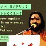 Defamation of Asaram Bapu Ji is an attempt to tarnish eternal culture -Dinesh Bharti Ji #EvenTheyKnowBapujiIsFramed https://t.co/XXcbhdoZDk