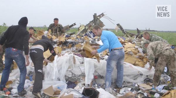 На месте катастрофы А321 обнаружили паспорта украинцев - Цензор.НЕТ 6131