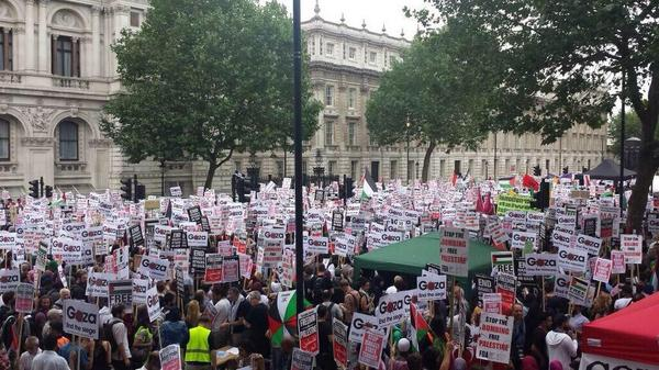 Amazing pictures of the protesters #FreePalestine #FreeGaza http://t.co/apHvWgZnQB