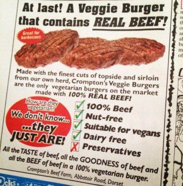 Too funny! @TheOnion? RT @wesdelbridgeRD: I dont think they get the definition of #vegetarian :) #rdchat #nutrition http://t.co/UvVJeAugeh