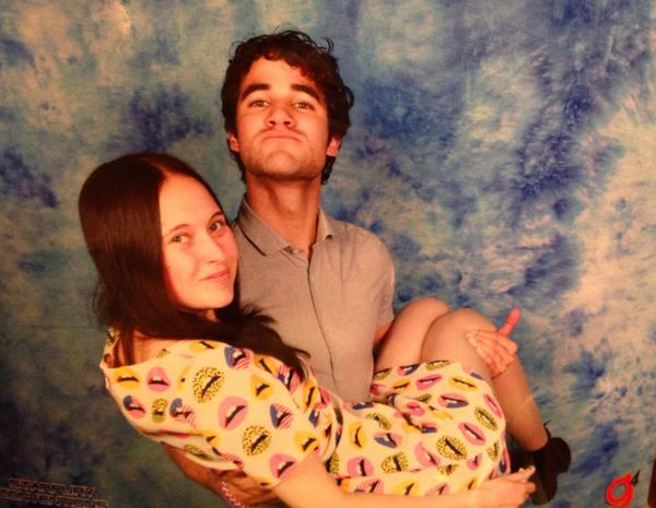 Darren freaking Criss #G4 http://t.co/LK12BCrU8w
