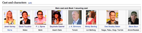 look at all these asian voice actors for legend of korra http://t.co/msQ42XO439